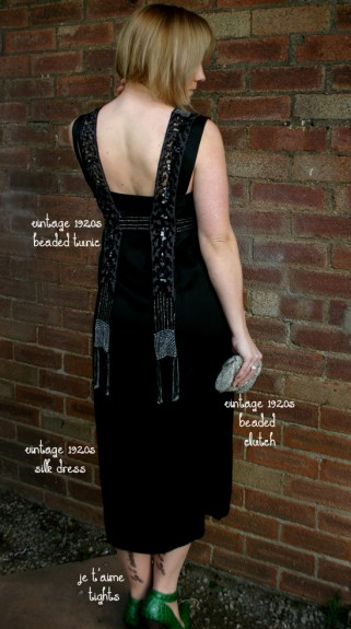 vintage 1920s outfit