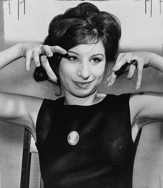 Barbara Streisand 1960s