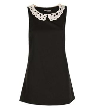 Shayla Tunic in Black & White
