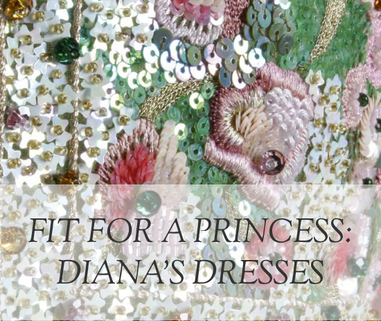 Princess Dianas dress auction