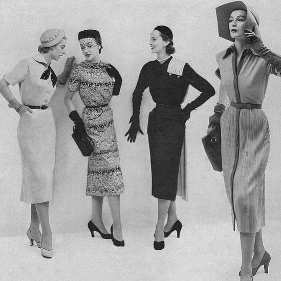 1950s models