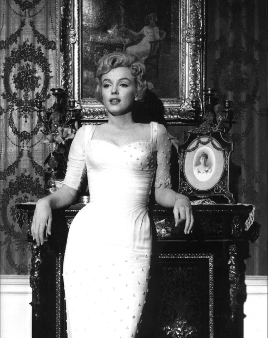 Marilyn Monroe in The Prince and the Showgirl