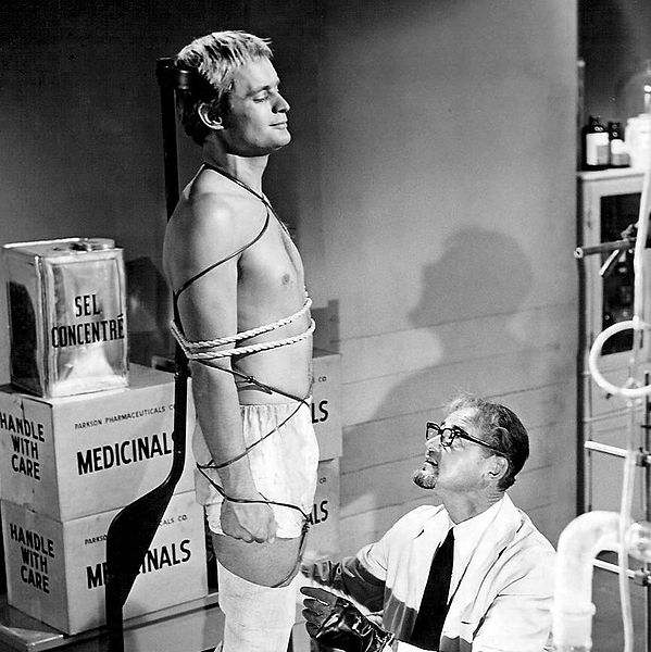 Vintage Man Tiedup Nude Film 60