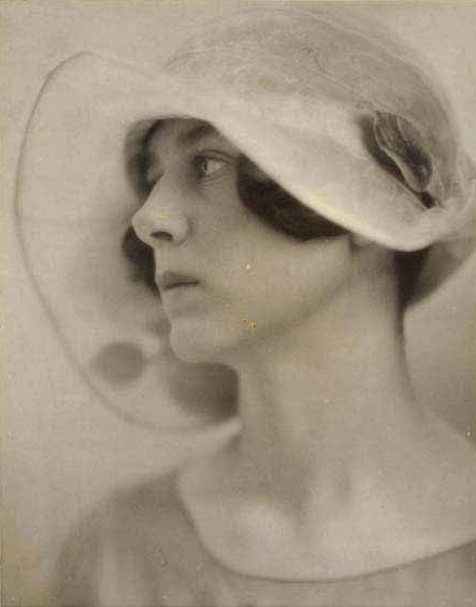 Another unidentified beauty, 1920s