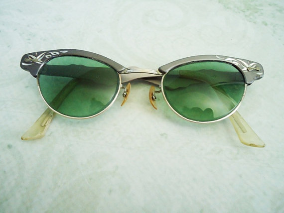 Fifties Cateye Sunglasses