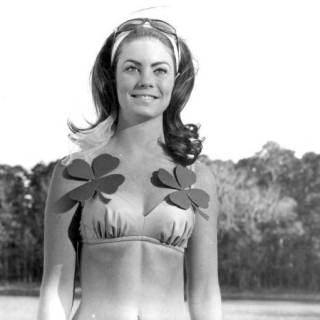 A gorgeous 1960s bikini
