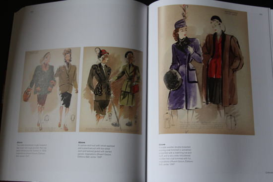 Book Review: 1940s Fashion, The Definitive Sourcebook