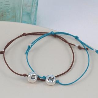 Win a Melinda Mulcahy personalised silver bracelet
