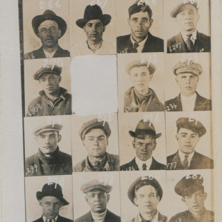 The many hats of 1920s criminals