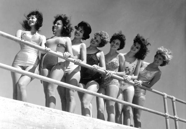 1960s beauty contest
