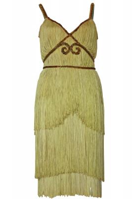 Filipa flapper dress