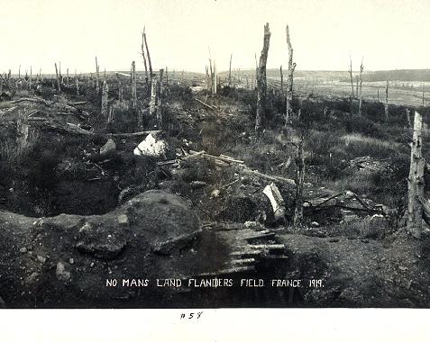 Flanders Field No Mans Land