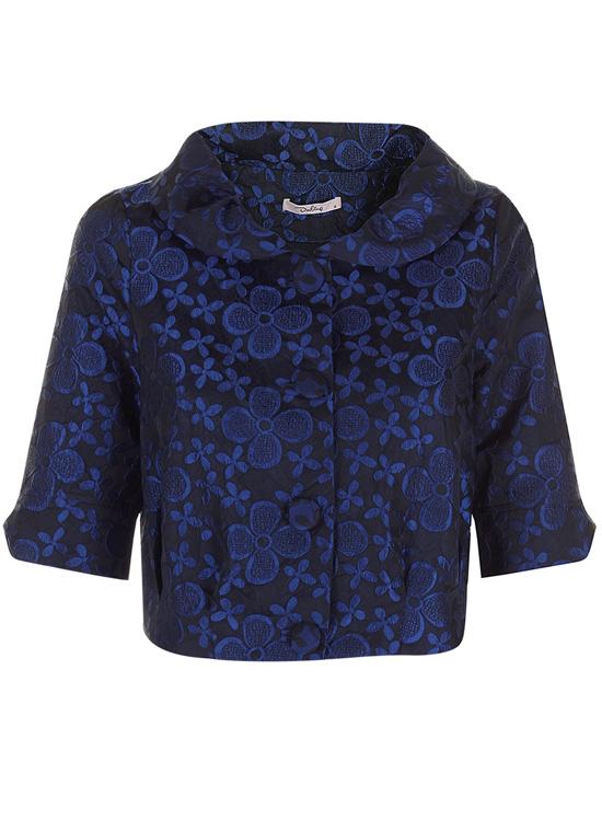 1960s style Kate Cropped Jacket