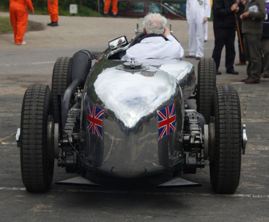 The epic Napier Railton