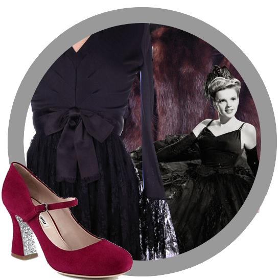 Dressing Judy Garland