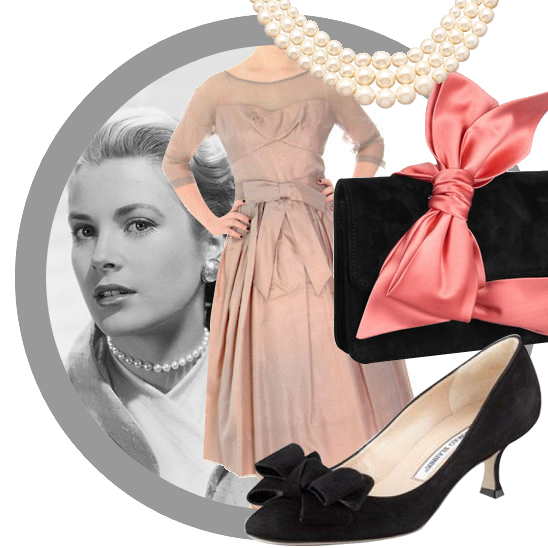 Grace Kelly look book
