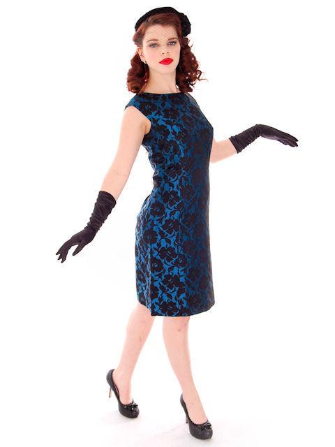 Vintage Ladies Cocktail Dress