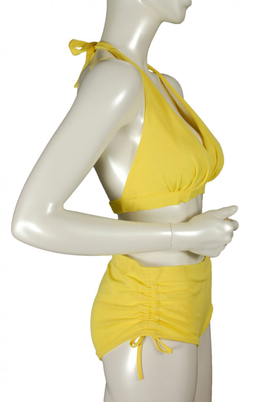 1970s catalina brigitte bikini