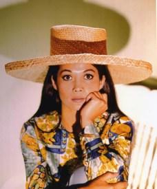 Nancy Kwan in the 1966 comedy film Lt. Robin Crusoe, U.S.N.