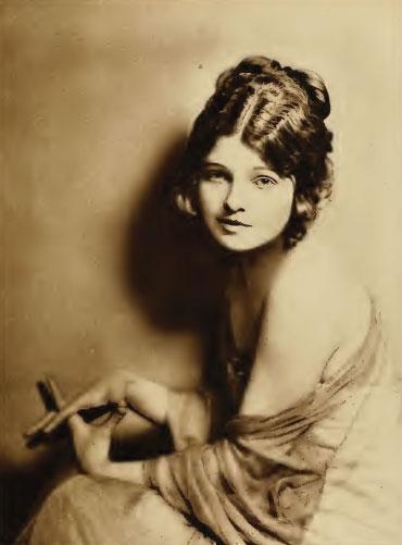 Silent Movie actress Betty Ross Clarke Motio