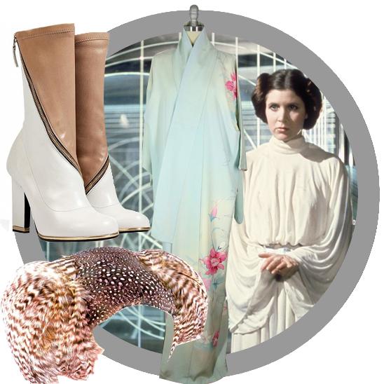 Princess Leia outfit
