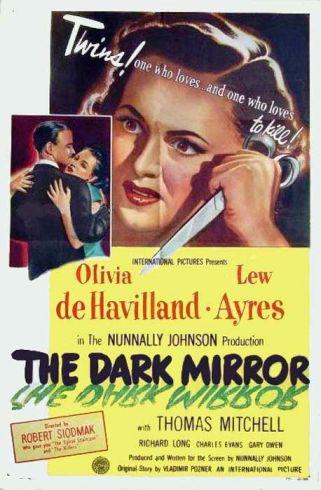 Movie Monday: The Dark Mirror (1946)