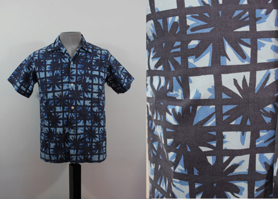 960s hawaiian shirt
