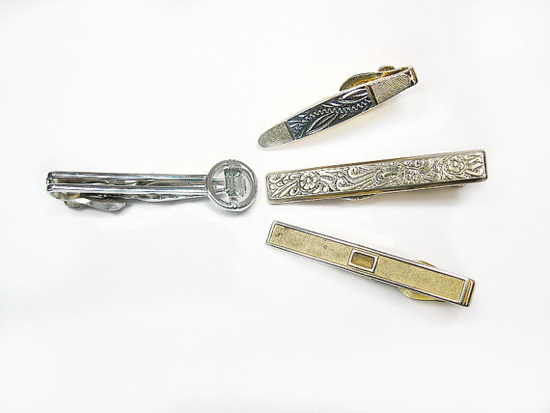 Destash Lot of Men's Tie Clips
