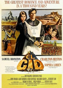 Movie Tuesday: El Cid (1961)