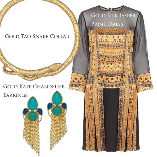 How to Dress Like Cleopatra