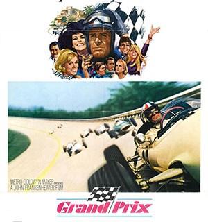 Movie Monday: Grand Prix (1966)