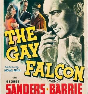 Movie Friday: The Gay Falcon (1941)