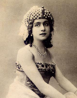 Vera Karalli: Russian Ballet Dancer, Murderer and Royal Mistress