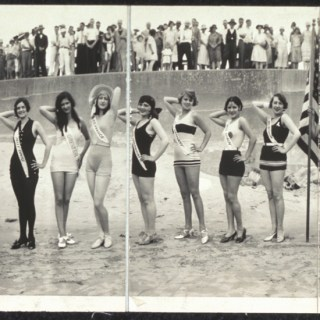 The 1920s International Pageant of Pulchritude & Annual Bathing Girl Review