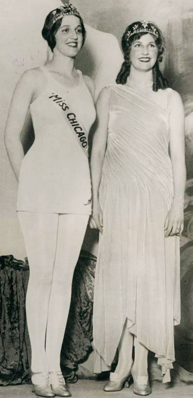 Beauty Queens of the 1920s