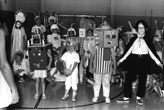 1970s Halloween Costume
