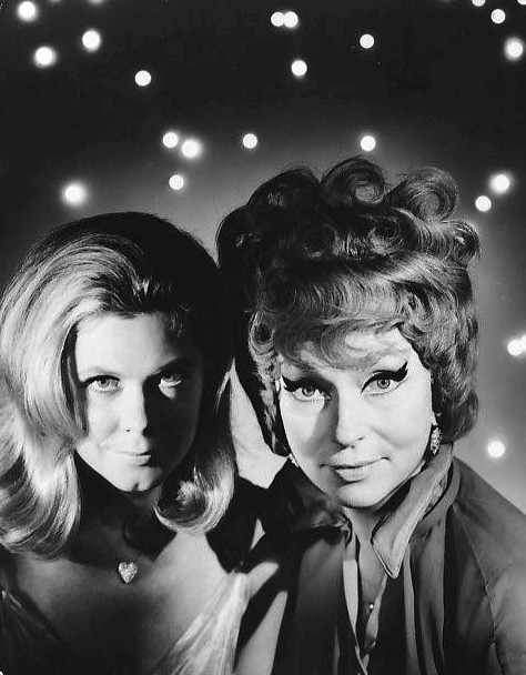 Samantha and Endora in Bewitched