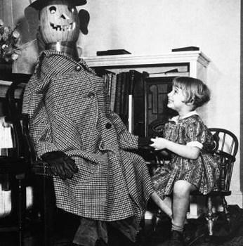 What Hallowe'en Used To Look Like