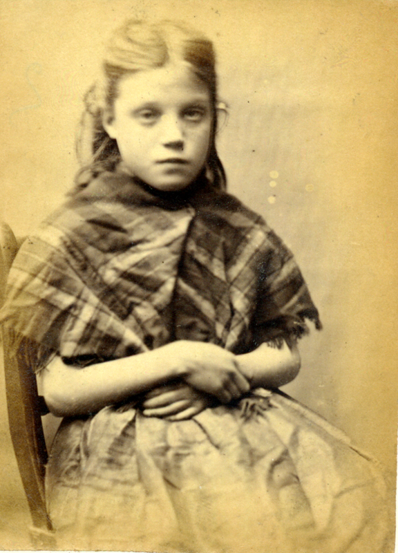 At the young age of 11, Ellen was ordered to do 7 days hard labour after being convicted of stealing iron