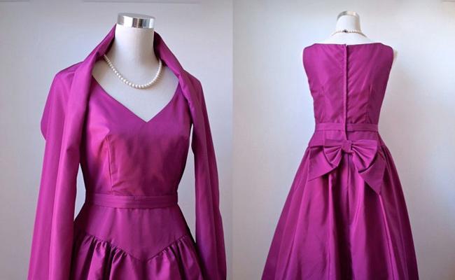 Vintage Jean Allen Dress