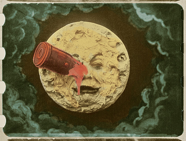A Trip To The Moon 1902