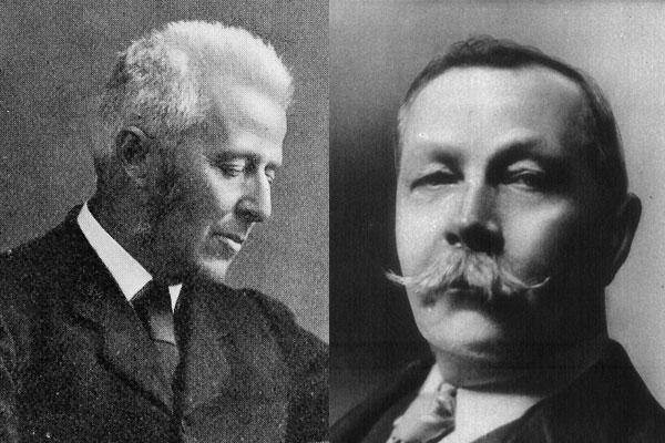 Joseph Bell & Conan Doyle