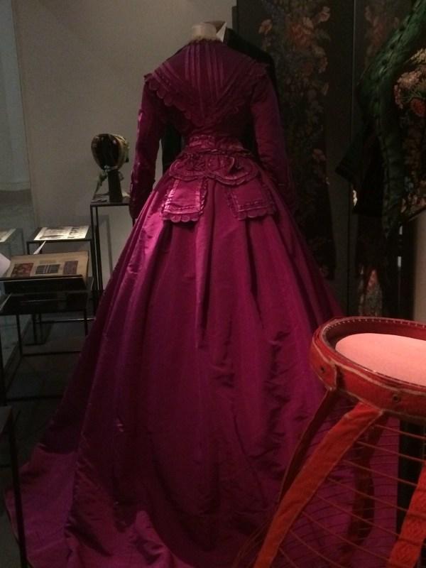 Victorian bustle