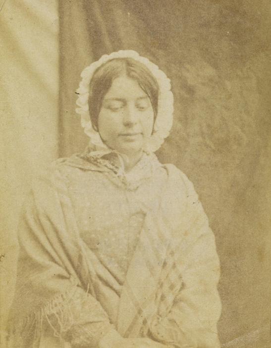 Victorian Mental Patient photo by Dr. Hugh Welch Diamond
