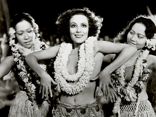 Delores del Rio in Bird of Paradise 1932