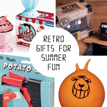 Retro Gifts For Summer Fun