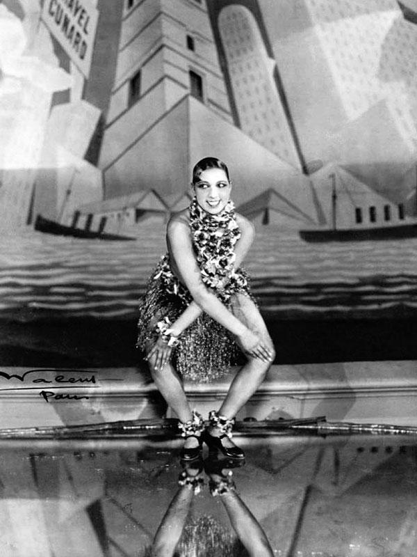 Josephine Baker 1920s Paris Charleston