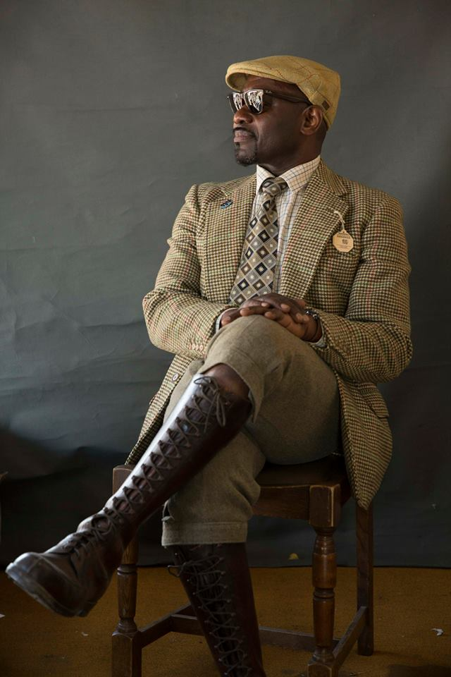 Best Dressed Men Goodwood Revival 2015
