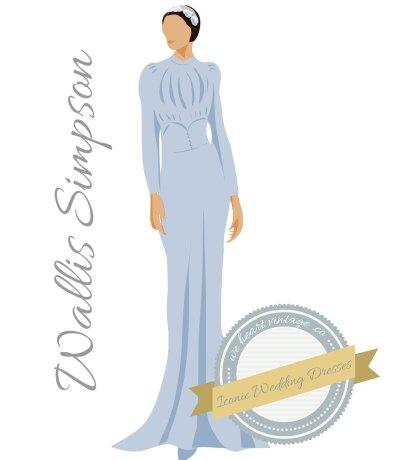 Iconic Wedding Dresses #1: Wallis Simpson (1937)