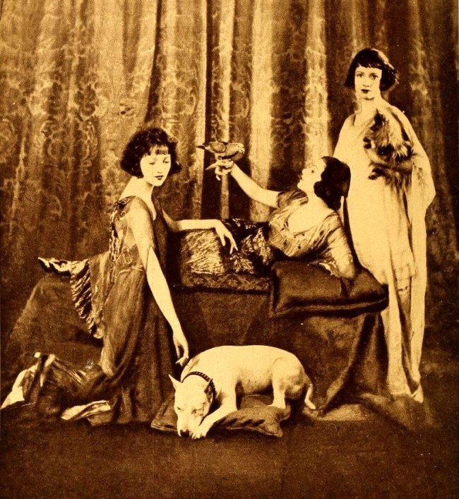 Constance, Natalie and Norma Talmadge